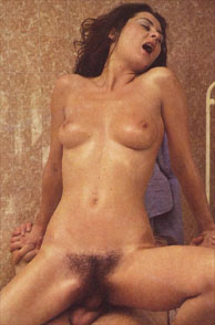 Nice Hairy Pussy Classic Reverse Cowgirl Action